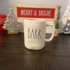 NWT Rae Dunn BARK Mug